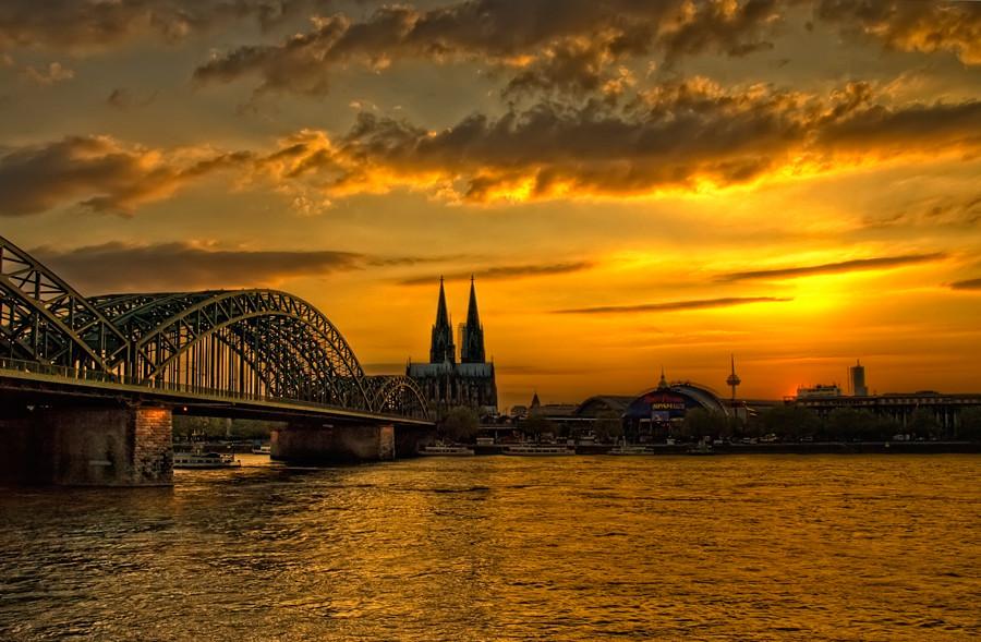 Köln im Goldrausch