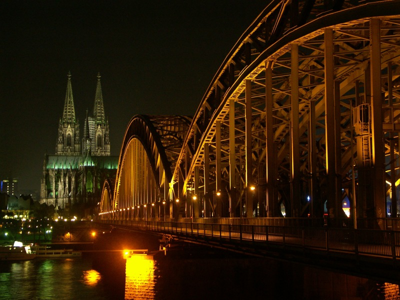 Köln im Januar 2005