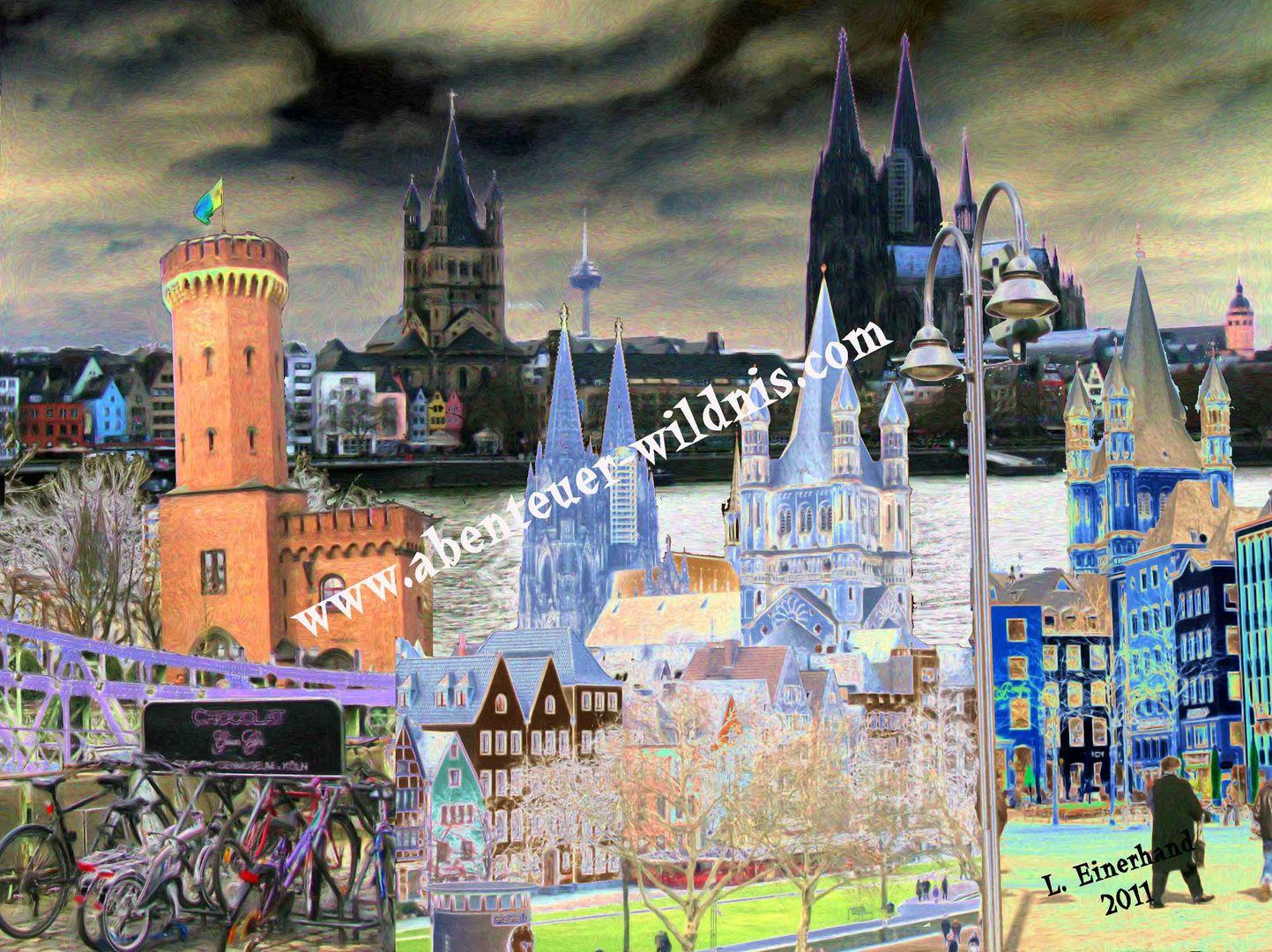 Köln im Kunstlicht 4