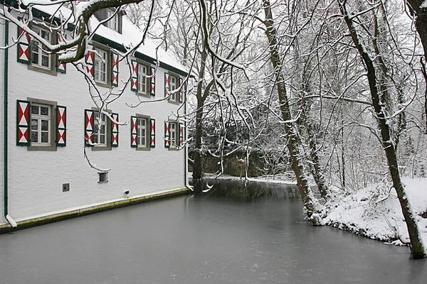 Köln - Isenburg - Schnee 3