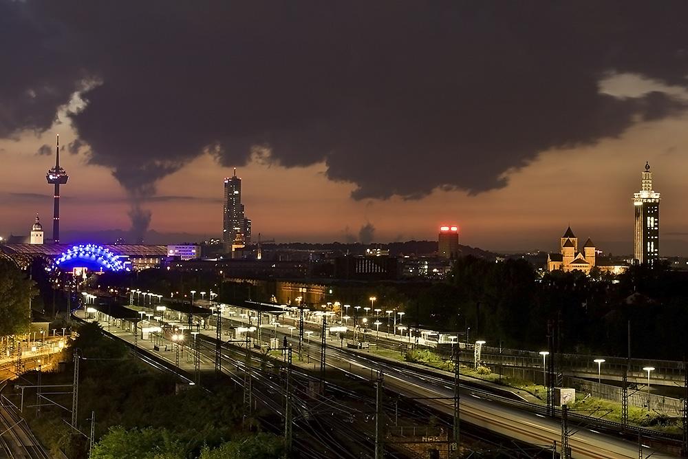 Köln ist auch ohne Dom schön