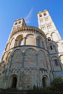 Köln - Kirche St. Gereon