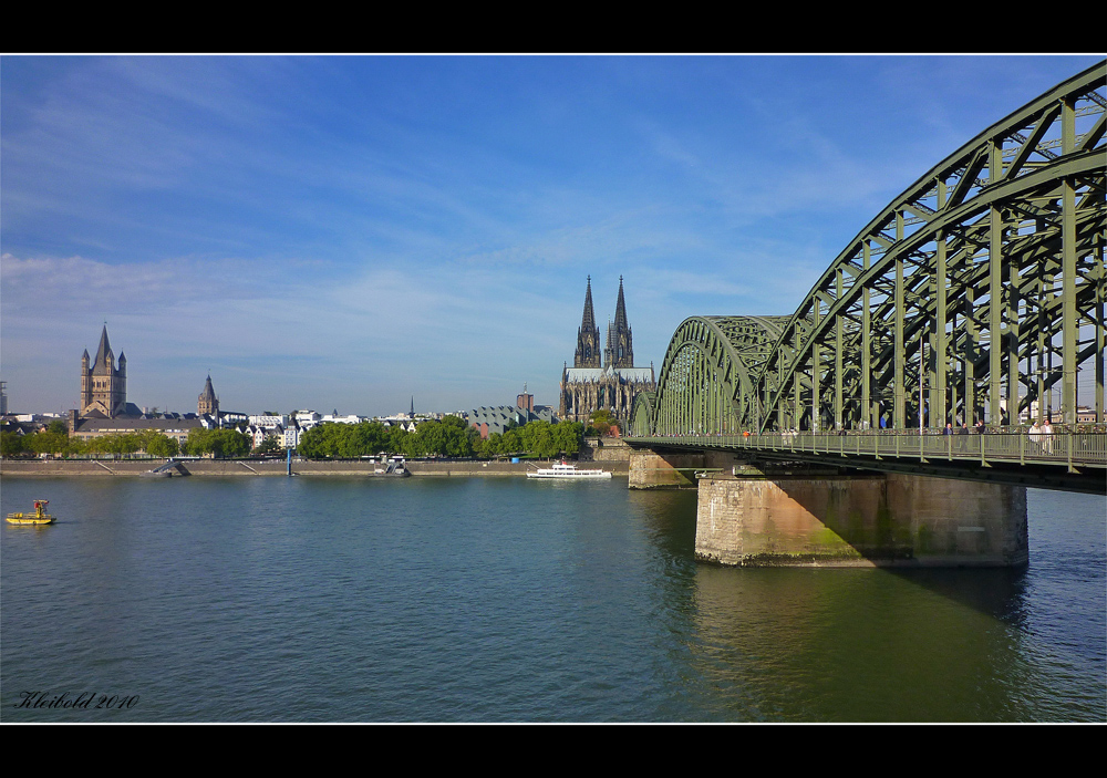 Köln-Klassiker bei Tag