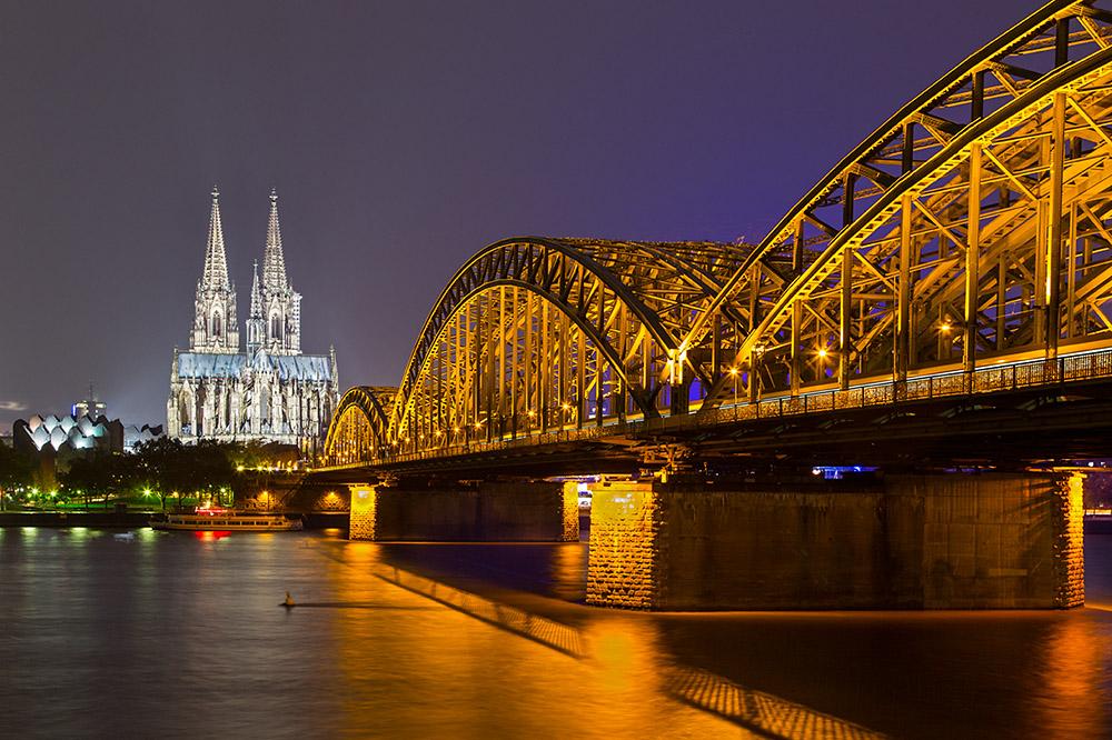 Köln - Klassische Aufnahme