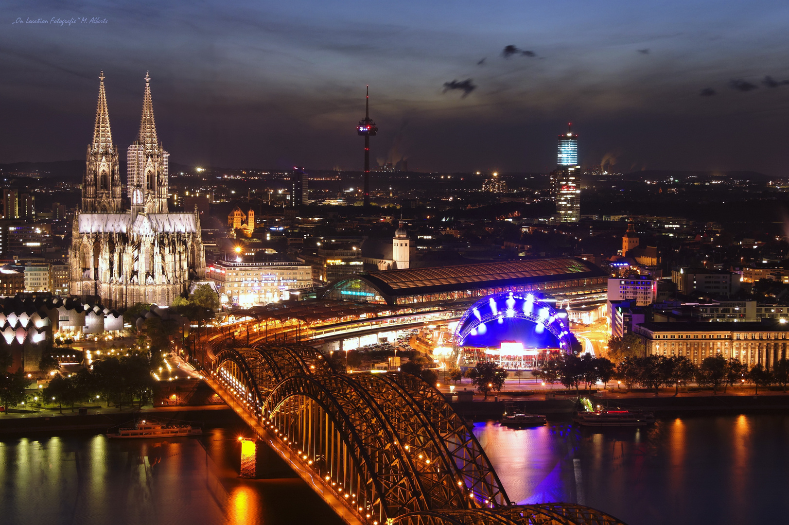 Köln leuchtet