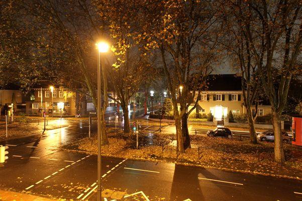 Köln-Marienburg im Herbst