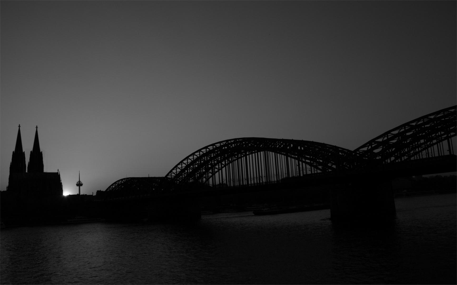 Köln-Monochrom