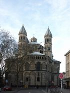 Köln-Neumarkt - Apostelnkirche
