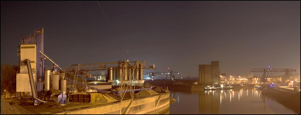 Köln Niehler Hafen