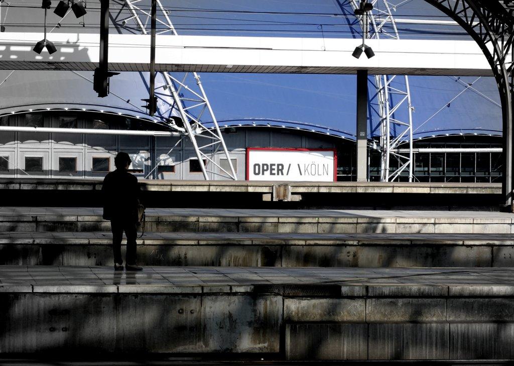 Köln/ Oper/ Hauptbahnhof