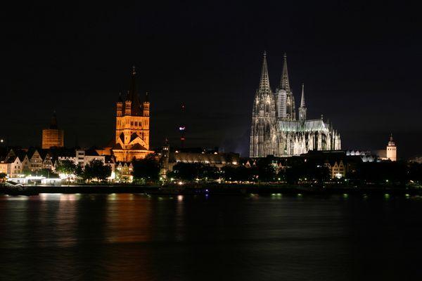 Köln-Panorama