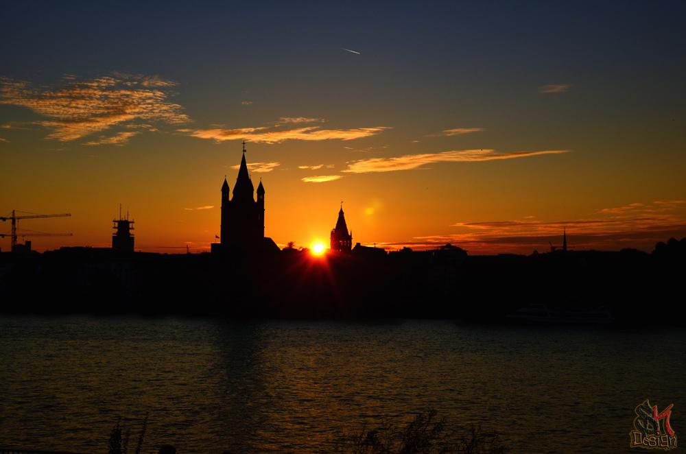 Köln Silhouette