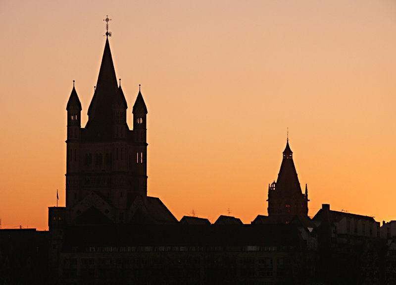Köln-Sunset
