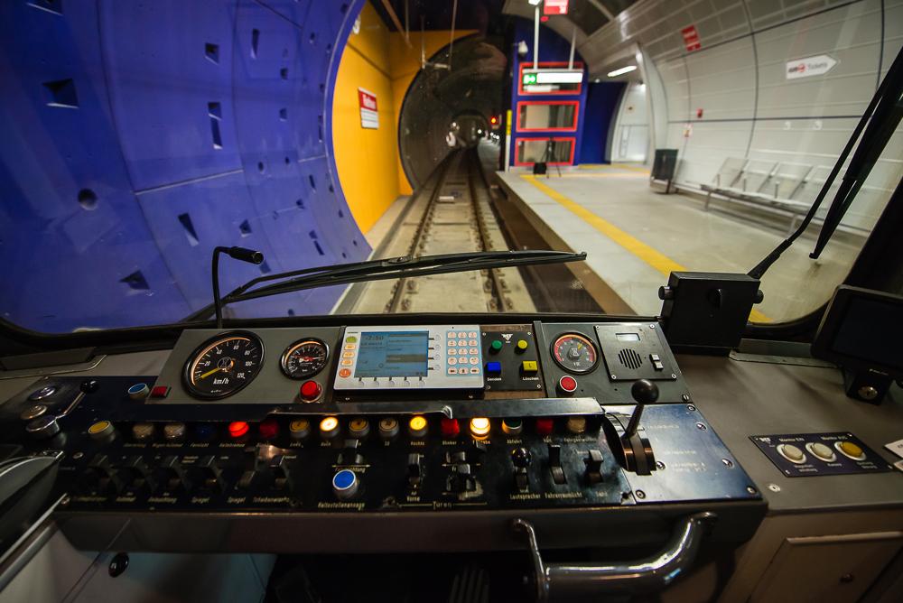 Köln - U-Bahn III