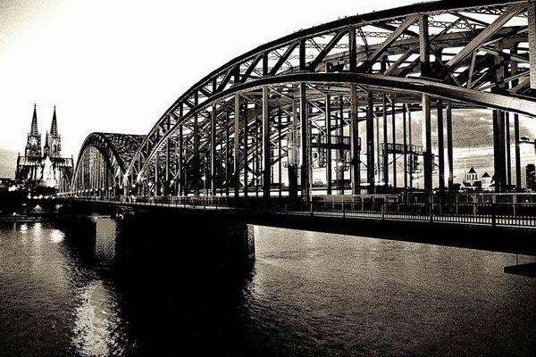*Köln vor langer Zeit*