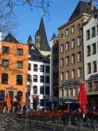 Kölner Altstadt......