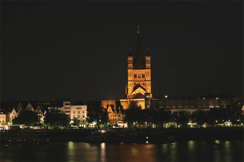 Kölner Altstadt, Groß St. Martin, Stapelhaus