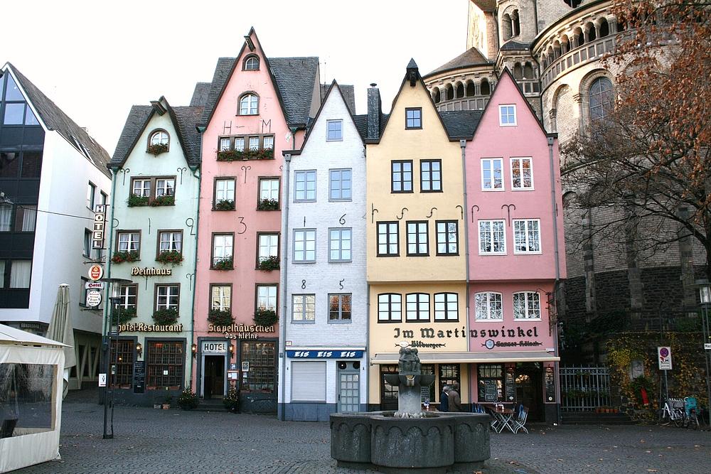 Kölner Altstadthäuser (29.11.2011) (3)