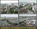 Kölner Ansichten und Aussichten