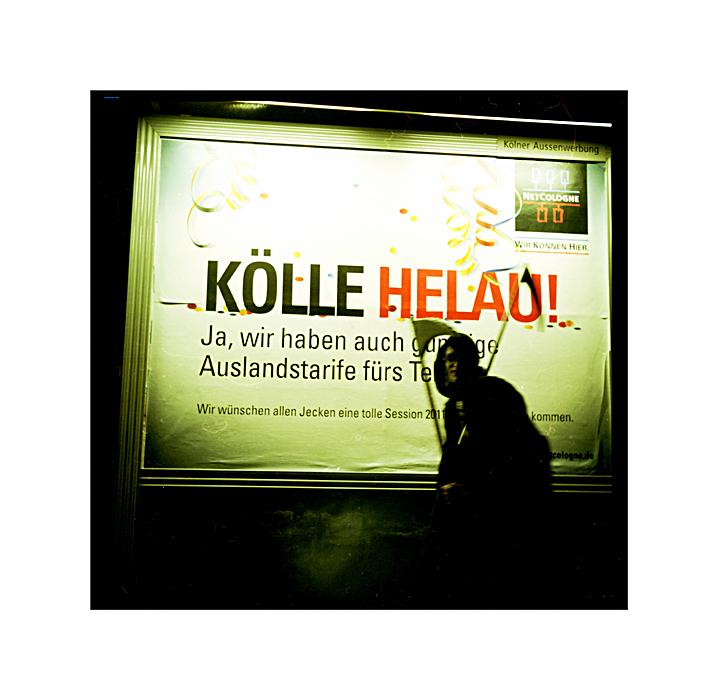 Kölner Aussenwerbung