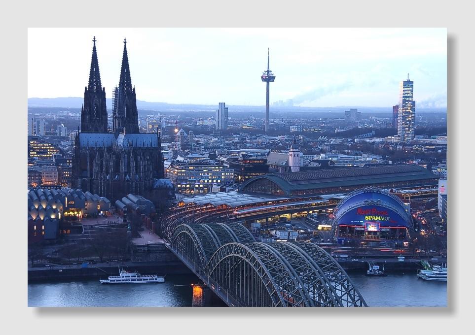 Kölner Aussicht