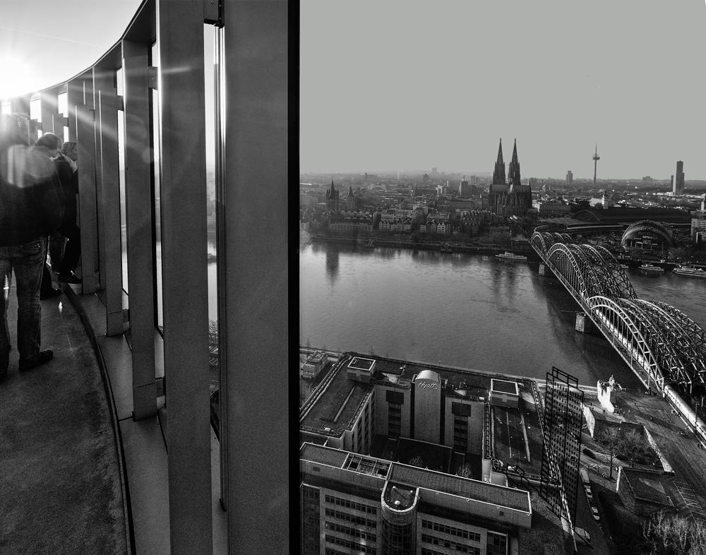 Kölner Aussichten II