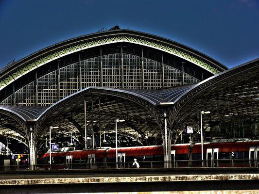 Kölner Bahnhof