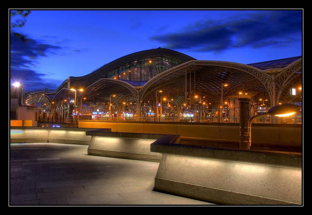 Kölner Bahnhof mal anders