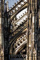 Kölner Dom. Detail.