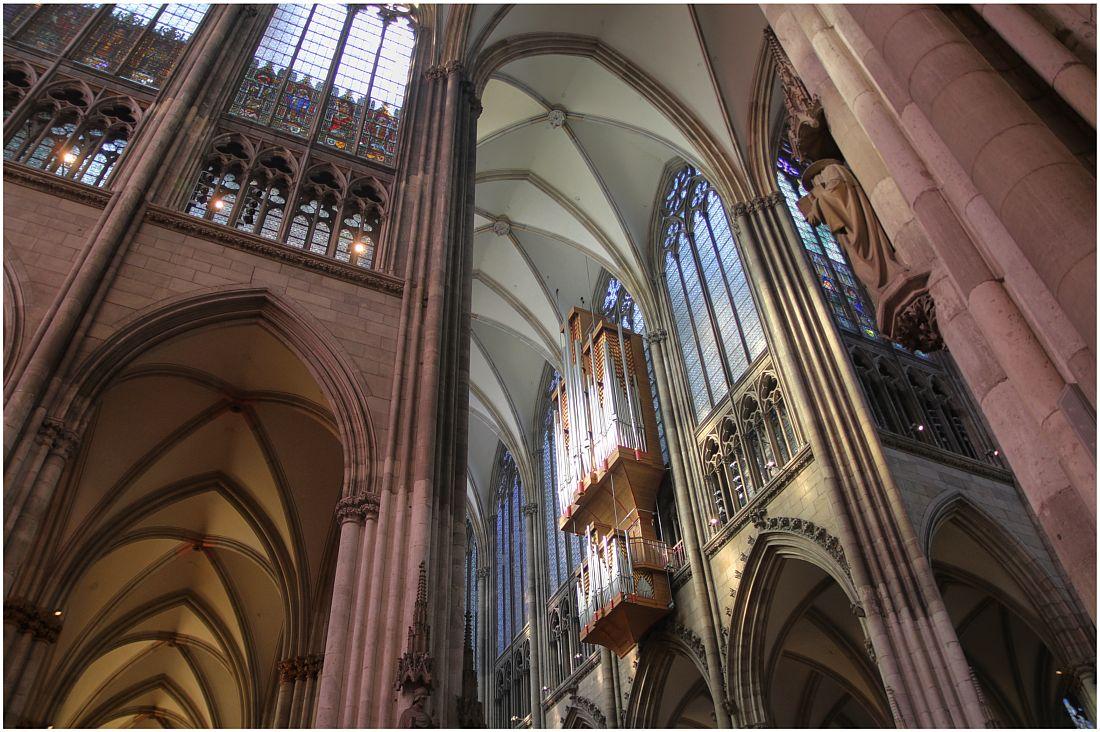 Kölner Dom - Langhausorgel