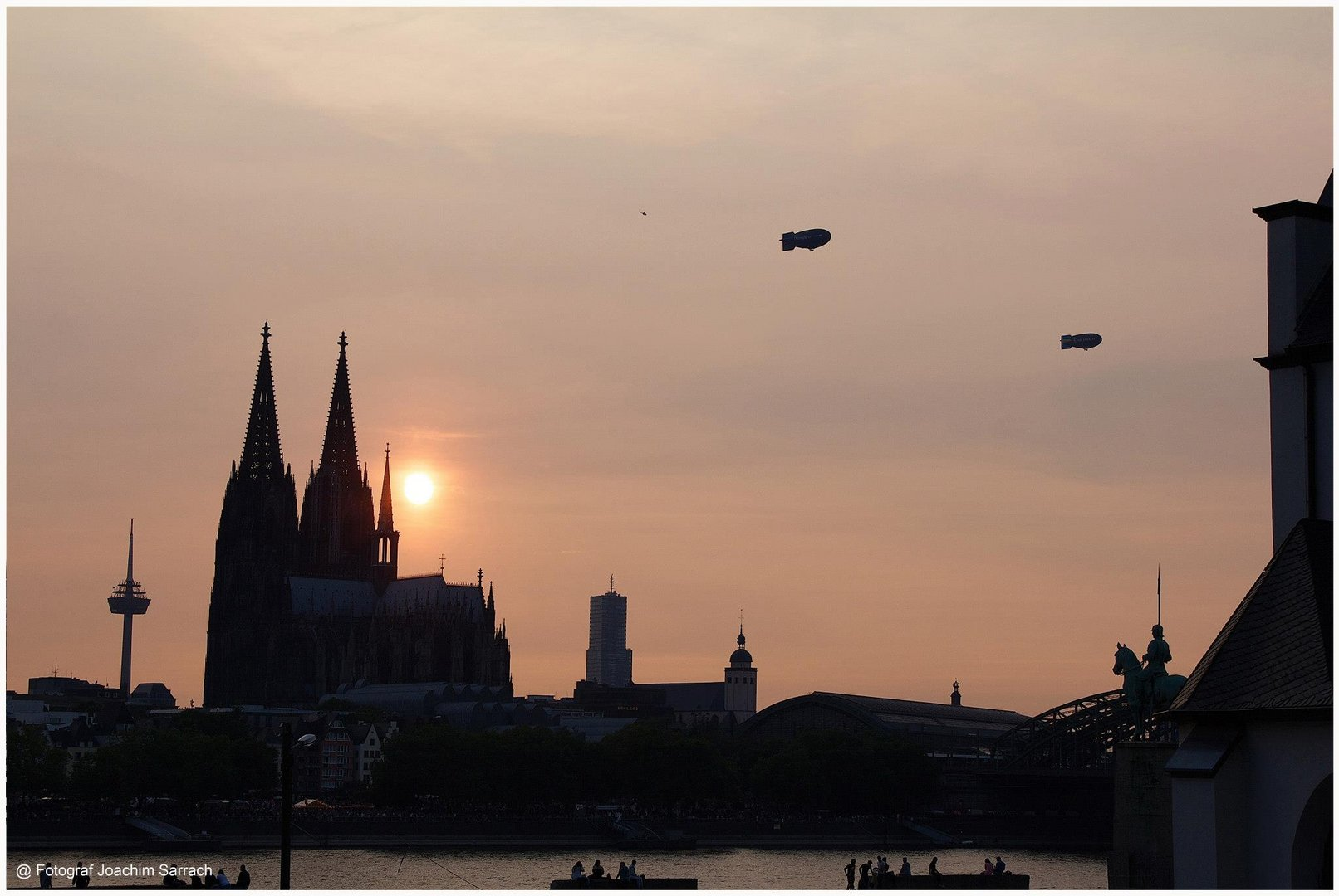 Kölner Dom - Lichtfest Köln