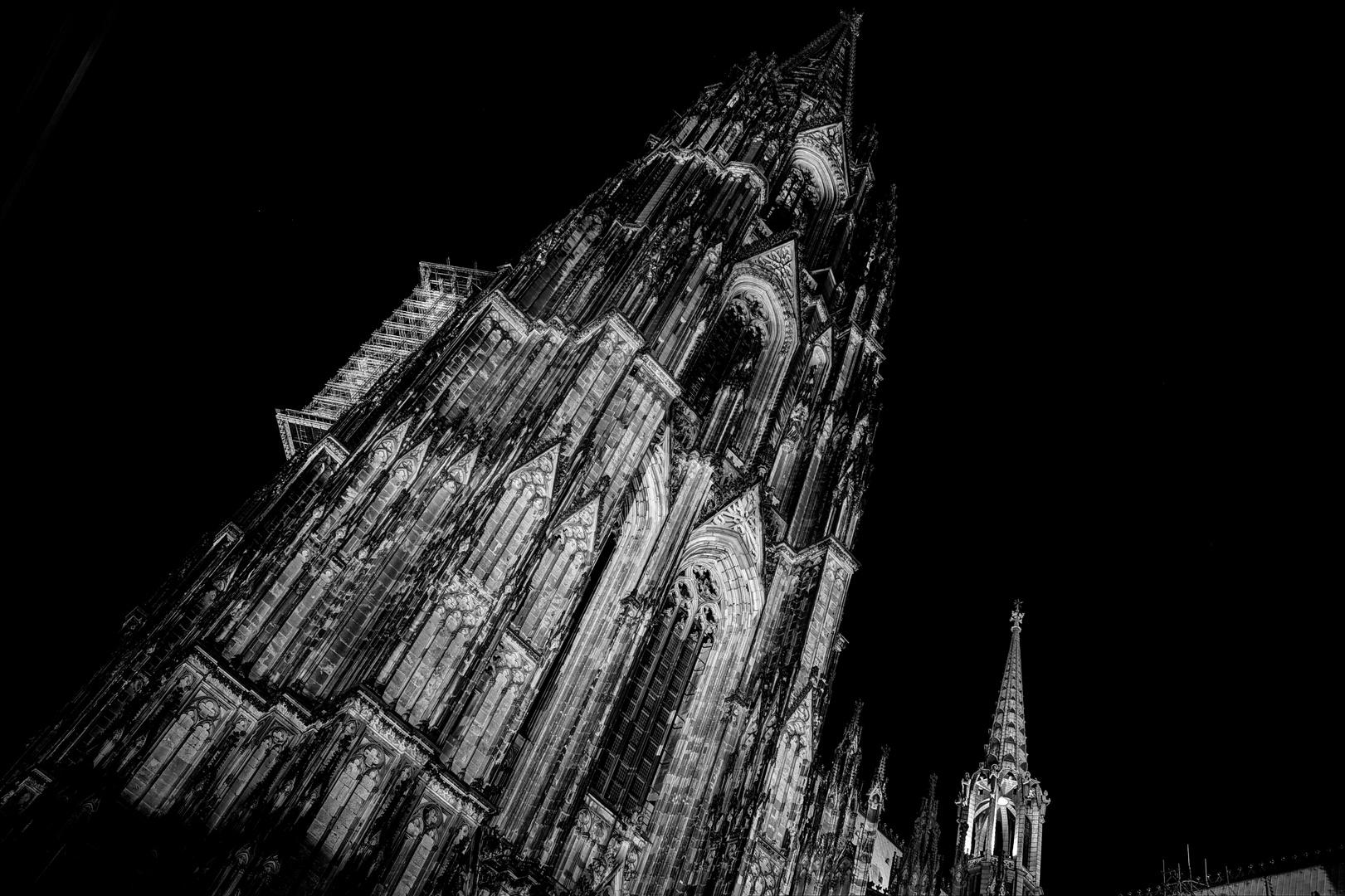 Kölner Dom mal spontan