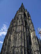 Kölner Dom Spitze