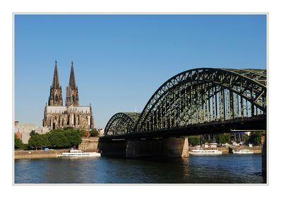 Kölner Dom/Cologne Cathedral
