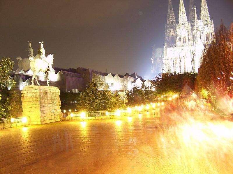 Kölner Dom(Aug.05)
