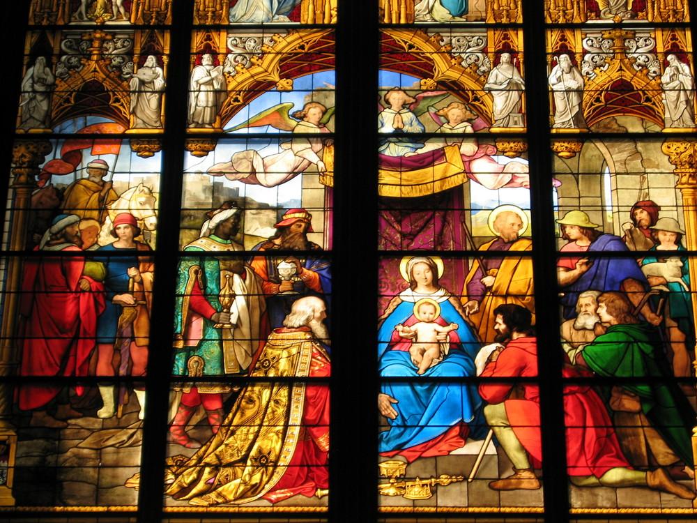 Kölner Domfenster