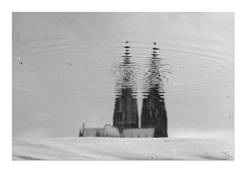Kölner Funkturm am Sandstarnd
