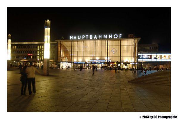 Kölner Hauptbahnhoff