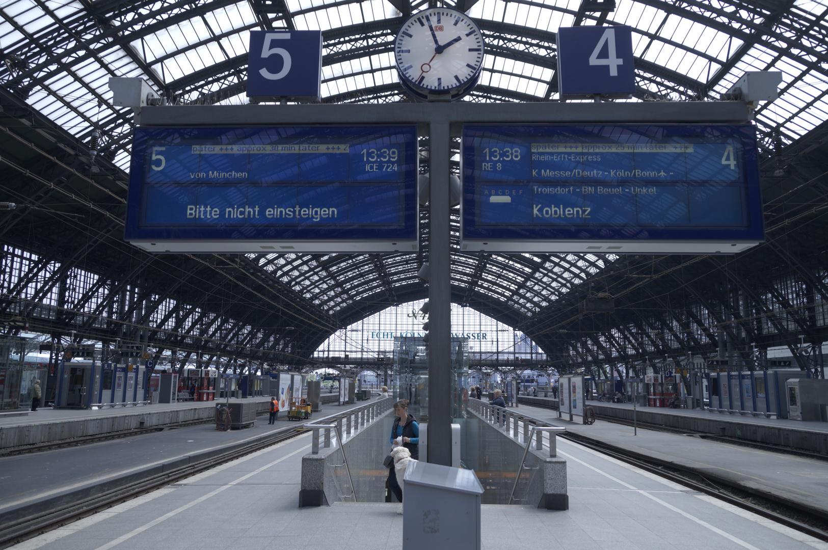 Kölner HBF