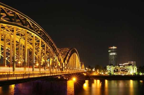 Kölner Hohenzollernbrücke