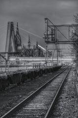 Kölner Innenstadt Industrie