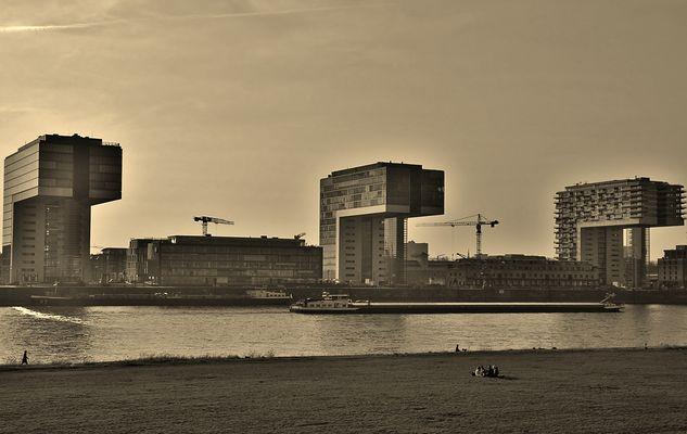 Kölner Kranbauten