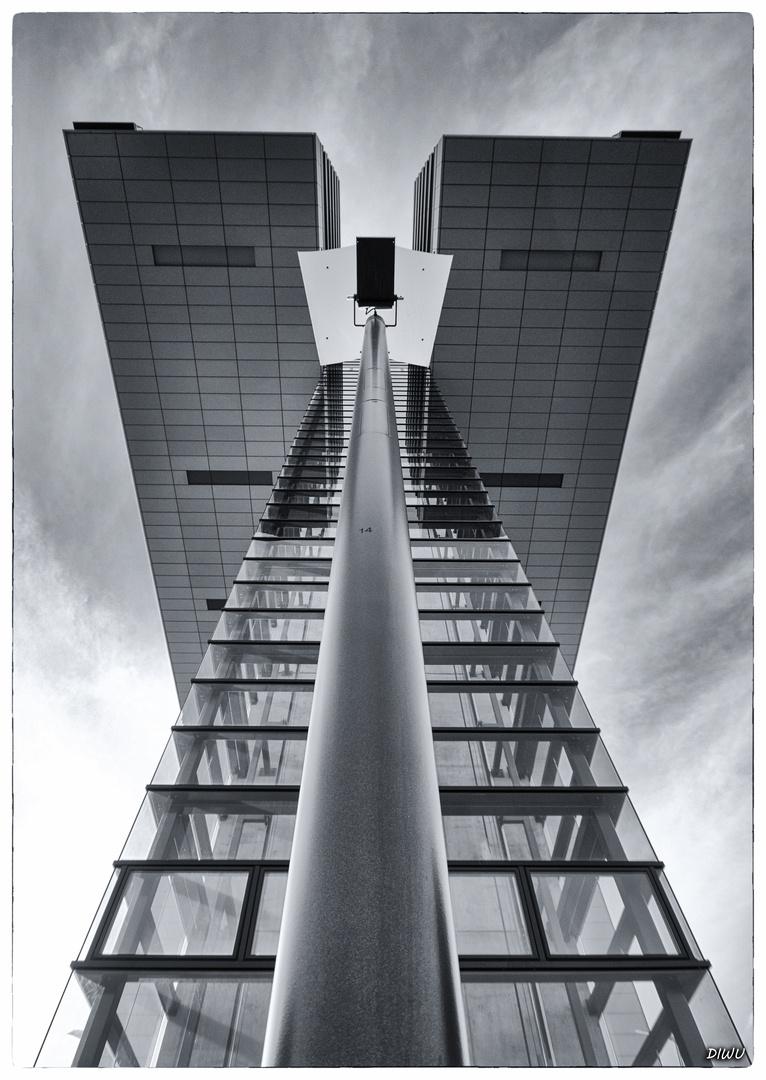 Kölner Kranhäuser - 1