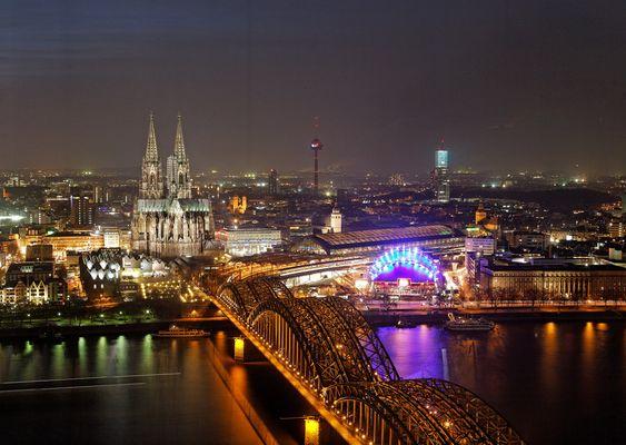 Kölner Nacht 3