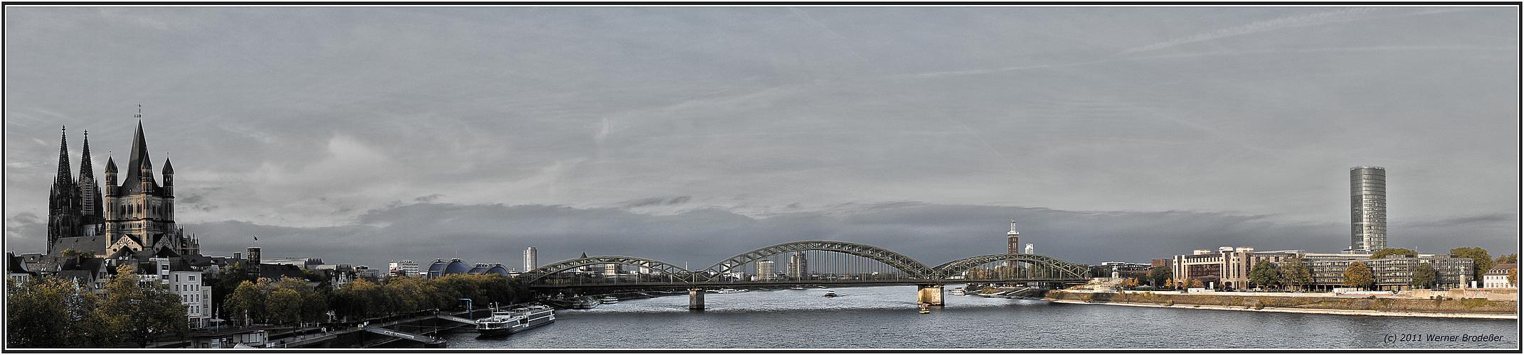 Kölner Panoramablick