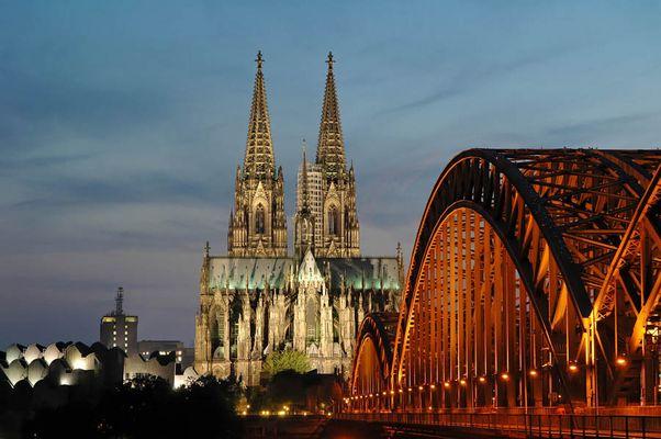 Kölner Sommernacht