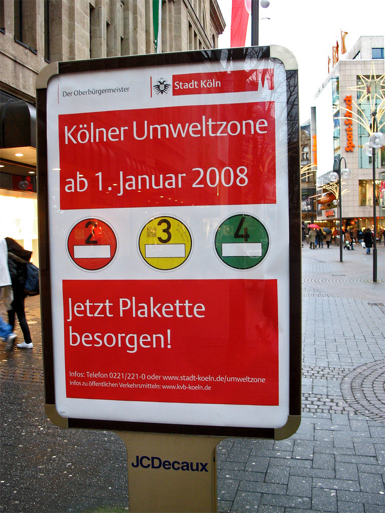 Kölner Umweltzone