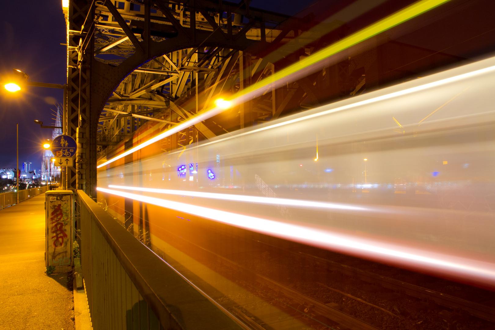 Kölner Zugbrücke