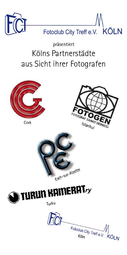 Kölns Partnerstädte aus Sicht Ihrer Fotografen