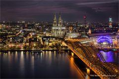 Kölns schönste Aussicht ....